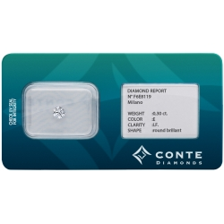 Conte Diamonds 0,30 ct E/IF